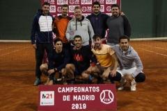 campeones absoluto madrid 1